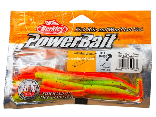 Red Trout Bait 50g-Glas Fl Berkley Power Bait
